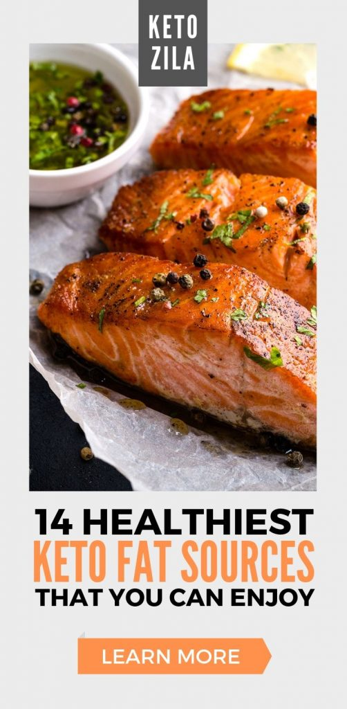 14 Healthiest Keto Fat Sources That You Can Enjoy