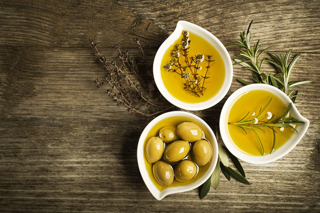 Keto Fats - Olive and Olive Oil