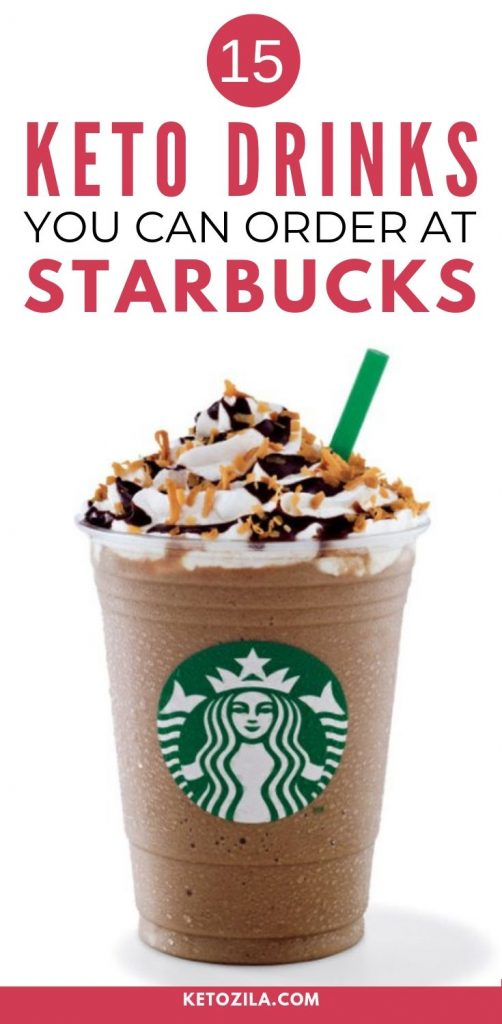 15 Keto Starbucks Drinks You Can Order and Customize