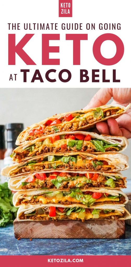 Keto Taco Bell - The Ultimate Guide To Delicious Keto Mexican Meals
