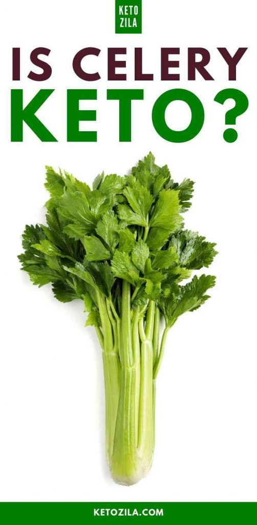 Is Celery Keto Pinterest