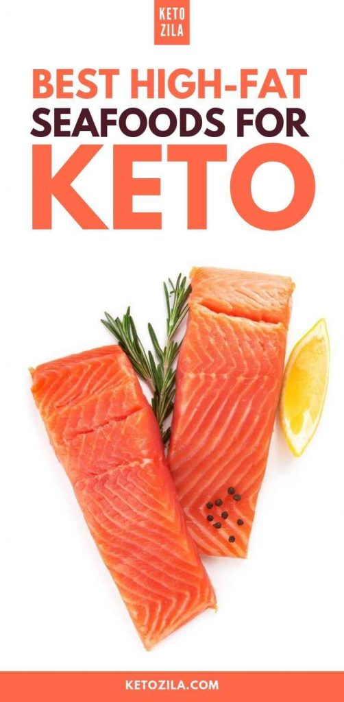 Best Fish For Keto Pin