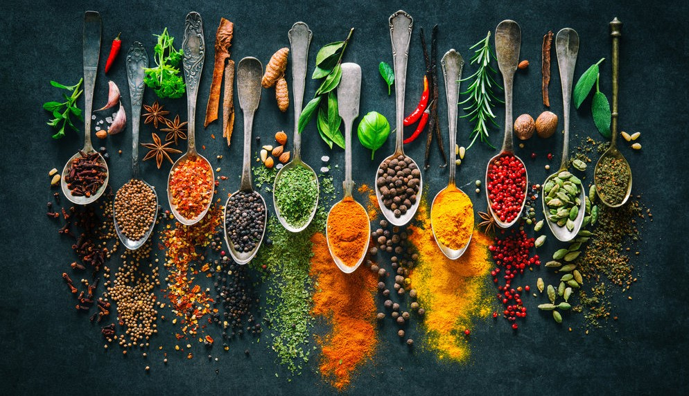 Keto Vegetarian Spices