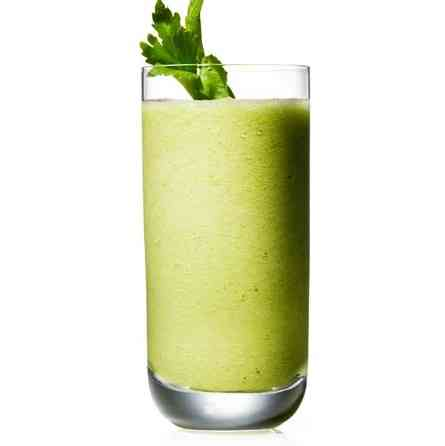 Tropical Celery Smoothie