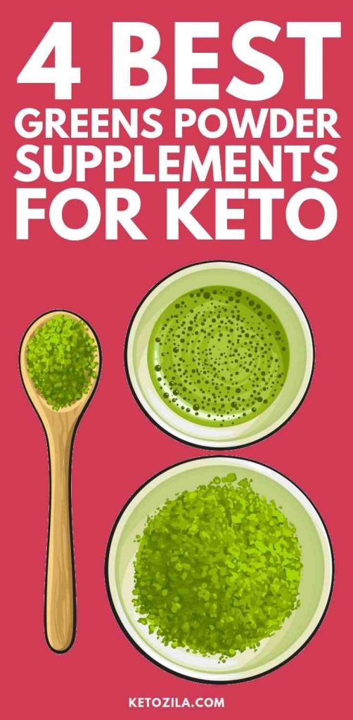 Best Greens Powder For Keto
