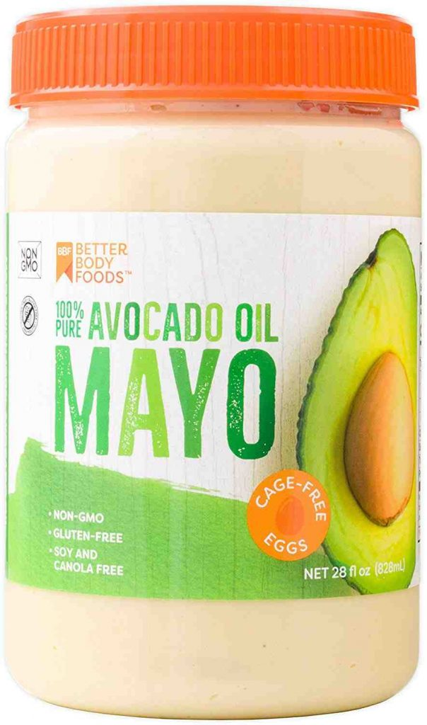 Better Body Foods Avocado Oil Mayo