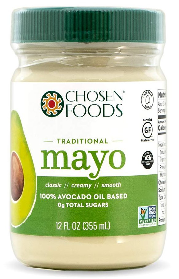 Chosen Foods Avocado Oil Mayonnaise