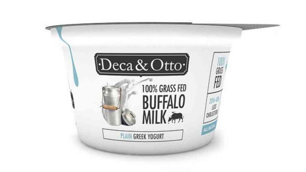 Deca & Otto Greek Yogurt
