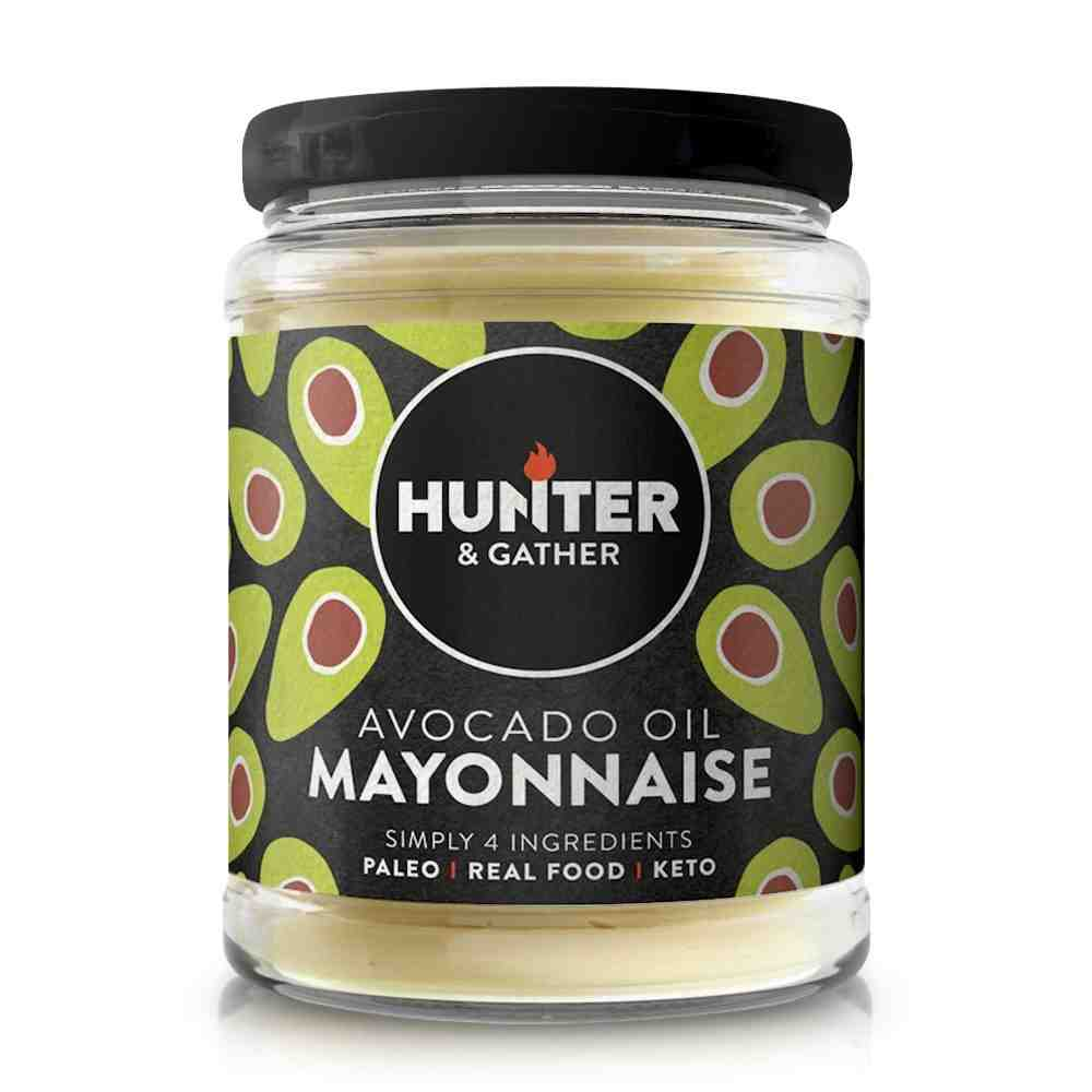 Hunter & Gather Avocado Oil Mayo