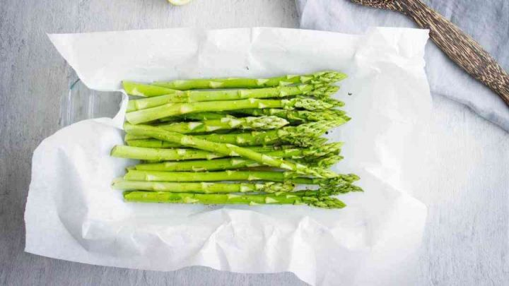 Is Asparagus Keto Featured