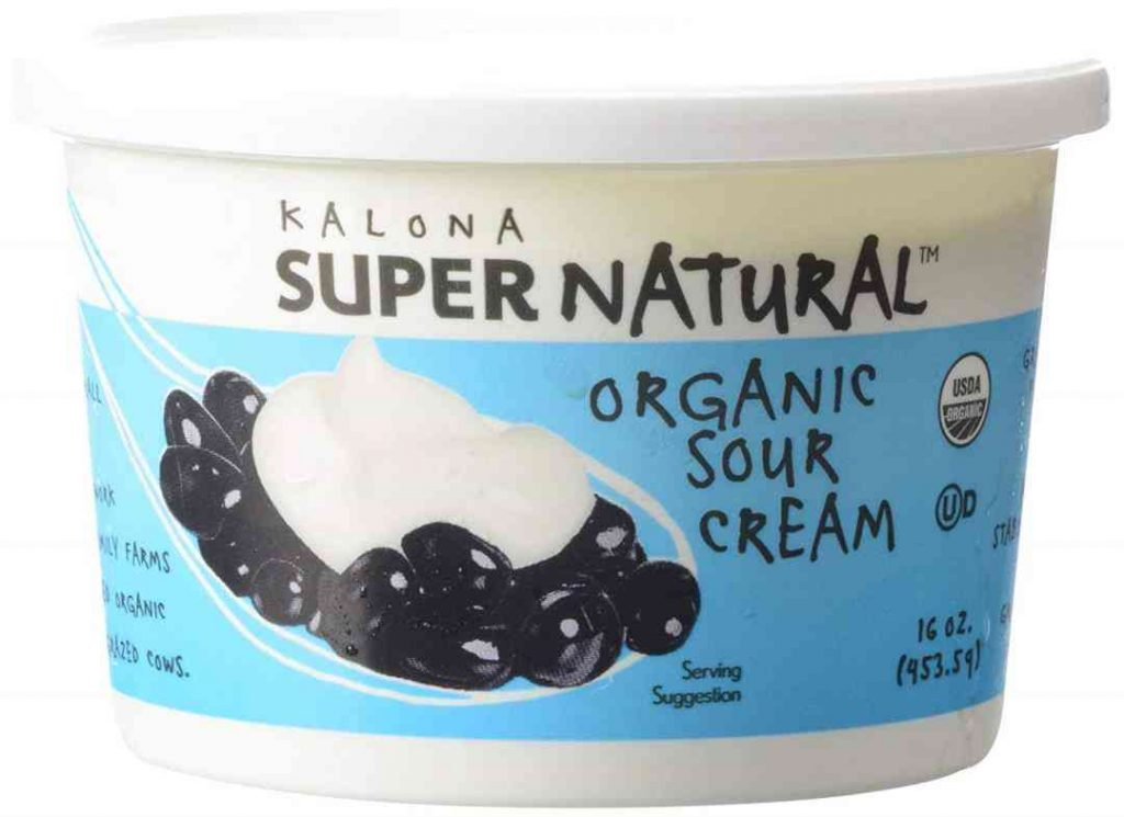 Kalona Sour Cream