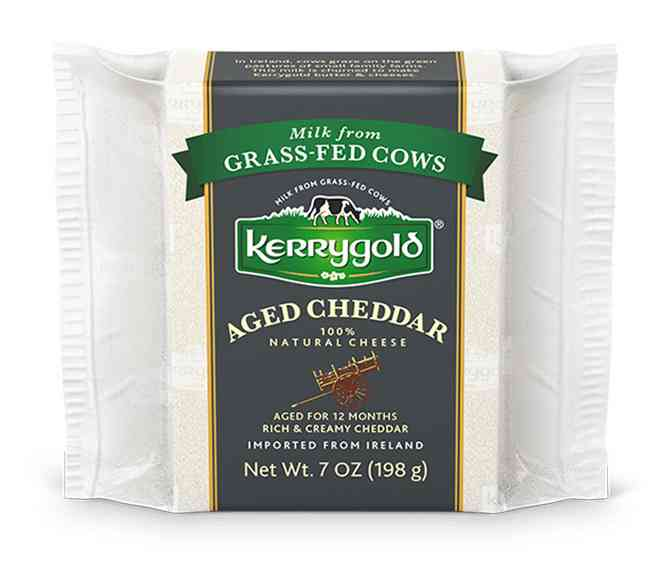Kerrygold Grass-Fed Cheddar Cheese