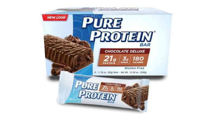 Are Pure Protein Bars Keto